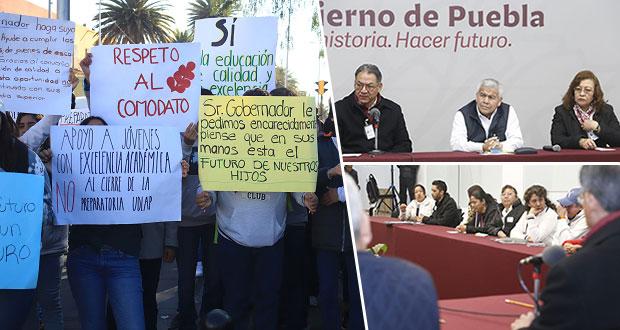 Udlap regresó comodato, no se le quitó; educación a alumnos, garantizada: SEP