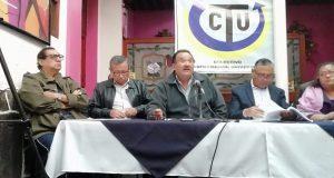Esparza calló ante privatización de agua, pero va contra reemplacamiento: CTU
