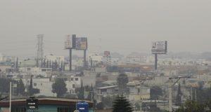 Puebla capital inicia 2020 contaminada por humo de pirotecnia