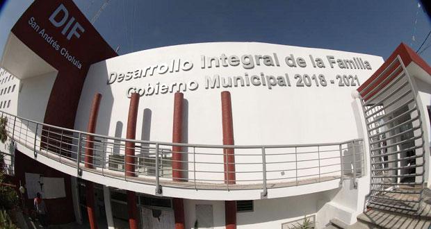 Pérez entrega rehabilitación del DIF municipal con inversión de 1 mdp