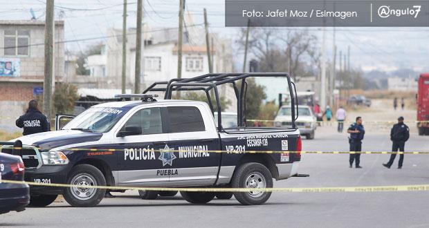 Durante el fin de semana, localizan 4 cadáveres y restos humanos en Puebla
