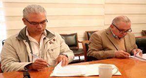 SDR firma convenio para la movilización de ganado en Puebla