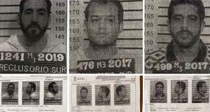 Se fugan 3 reos del Reclusorio Sur; habría funcionarios involucrados