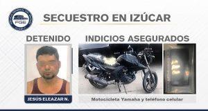 Fisdai detiene a presunto secuestrador en Izúcar