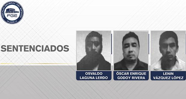 Por secuestrar a dos españoles, los condena a 150 años de prisión