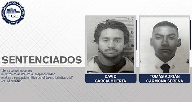 Dan 9 años de prisión a dos por robo a camión con mercancía