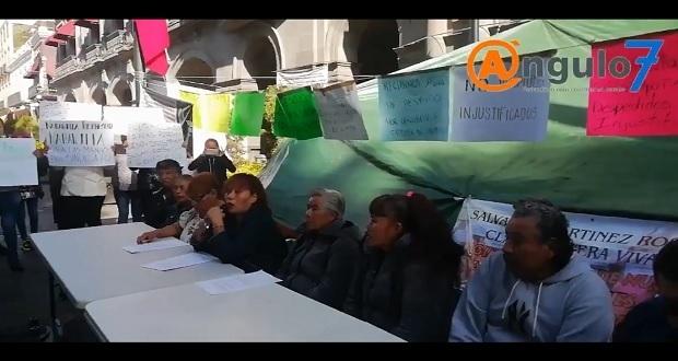 """""""Naranjitas"""" acusan que Salvador Pérez quiere reelegirse como líder sindical"""