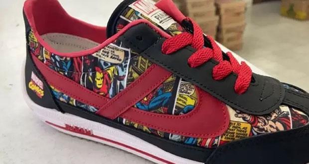 Panam lanzará colección inspirada en superhéroes de Marvel