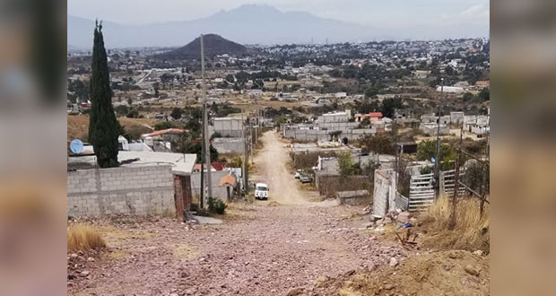 Acusan falta de agua en colonia Quetzalcóatl, al sur de capital