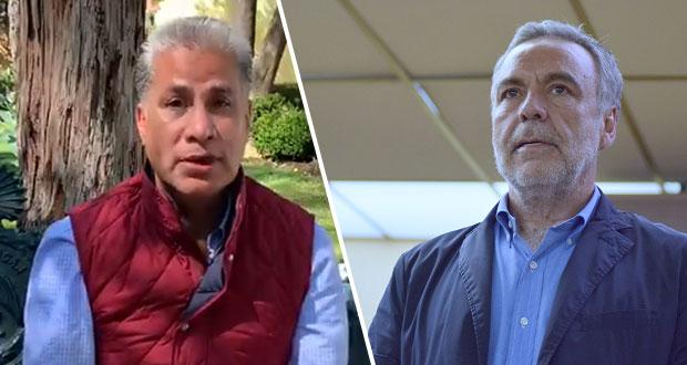 Rojas desiste de impugnación contra Ramírez y llama a diálogo en Morena
