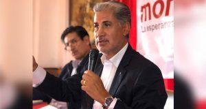 Yeidckol quiere retener CEN y aplazar elección en Morena 1 año: Rojas