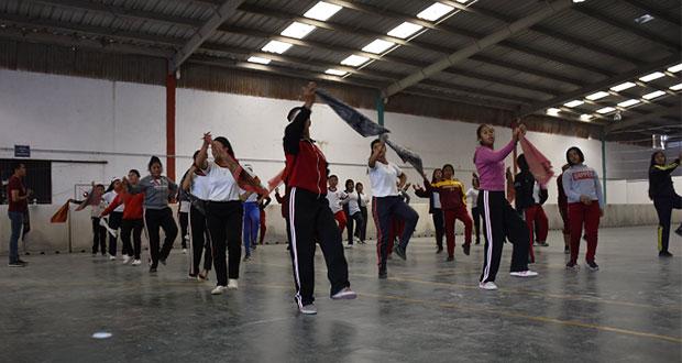 Alumnos de secundaria llevarán sones de Grecia a feria de Tecomatlán