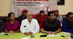 Antorcha rechaza acusaciones sobre desvío de recursos y huachicol