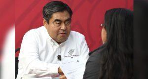 Barbosa, un gobernador que escucha, señalan en Martes Ciudadano