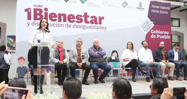 Teziutlán, sede del primer foro en combate a la pobreza