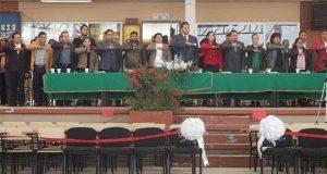 Celebran 60 años de la Primaria 15 de Mayo en San Andrés Cholula