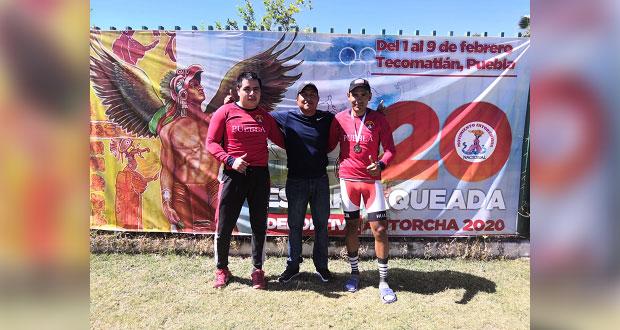 Ciclistas de Izúcar ganan lugares tercero y cuarto en Espartaqueada