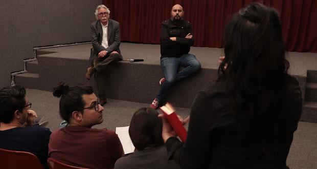 Cineastas poblanos pide considerar una Ley de Fomento al Cine