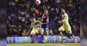 En el Cuauhtémoc, América gana ante el Puebla con ayuda del VAR