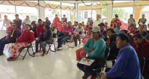 Colonos de Huejotzingo exigen al ayuntamiento seguridad ante asaltos