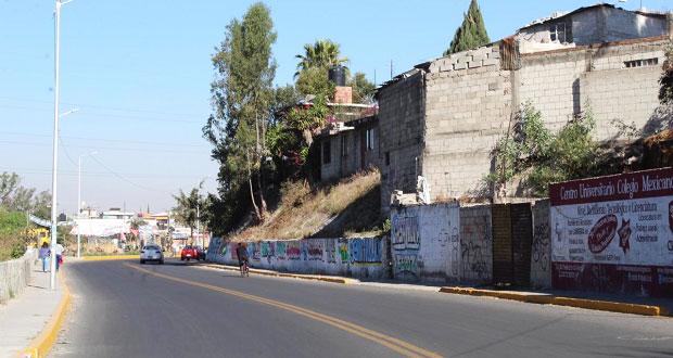 Comuna invierte en pavimentación en colonias El Salvador y Álamos