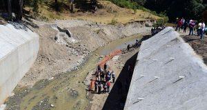 Comuna rehabilita puente de la Joaquín Colombres