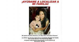 Denuncia desapariciones de madre e hija; llevan 10 días sin saber de ellas