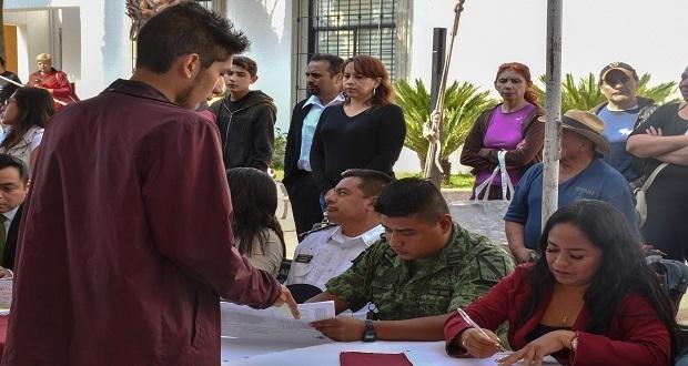 Liberación de cartilla militar se reinicia; proceso de 2021 será interrumpido