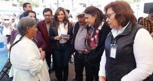 DIF apoya a población indígena de Tochimilco en invierno, destacan
