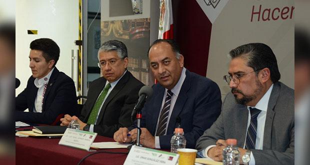 Puebla, alineada con Federación en transparencia, resalta Segob