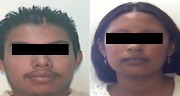 Detienen en Edomex a presuntos responsable del feminicidio de Fátima