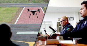 Preparan estrategia División de Drones contra delitos de alto impacto