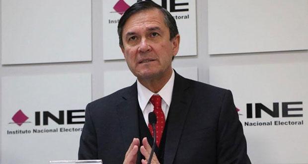 Edmundo Jacobo, secretario del INE reelecto que gana más que AMLO