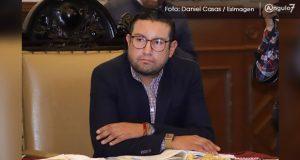 Por mayoría, eligen a Covián como encargado de Movilidad municipal