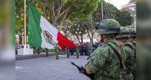 Ejército de México es leal y social, asegura Barbosa