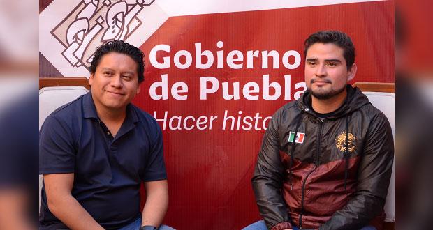 Equipan a Aguilucho Marching Band, tras petición en Martes Ciudadano