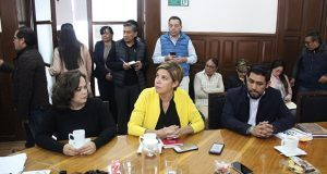 Exigen a Alejandra Rubio aclarar uso de 5 mdp en estudios de bolardos