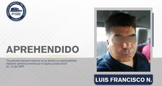 FGE confirma detención por secuestro del exdirector de Seguridad de Texmelucan