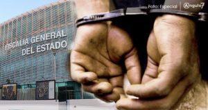 FGE detiene a presunto feminicida de menor en Zihuateutla