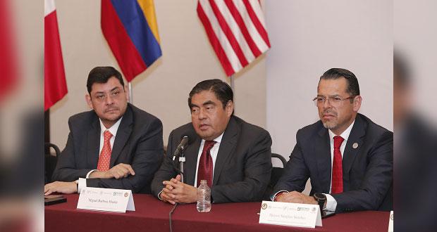 Gobierno dará respaldo y autonomía a poder judicial: Barbosa Huerta
