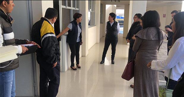 Gobierno estatal inspecciona centros laborales de Puebla; lleva 44