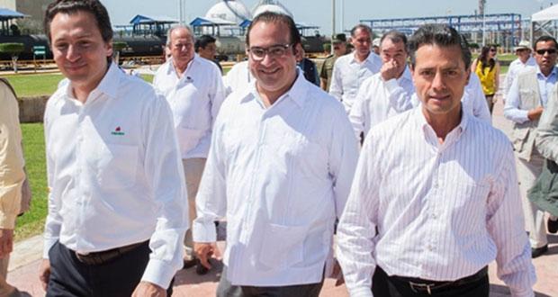 Investiga FGR a EPN por corrupción en Pemex, asegura WSJ