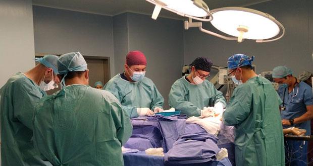 Realiza Issstep primer trasplante de riñón del año