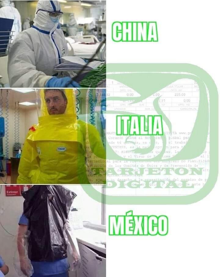Así reciben en redes la noticia del Covid-19 en México; ya hay cumbia