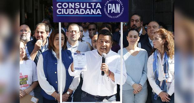 PAN hará consulta para conocer en qué invertir subejercicio de Comuna