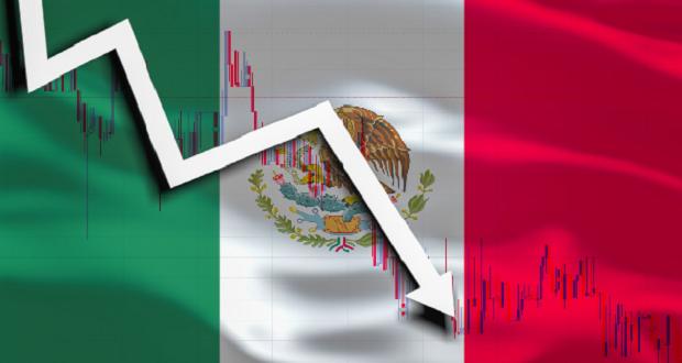 Confirma Inegi contracción del PIB de 0.1 por ciento durante 2019