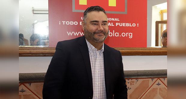 Arturo Hernández, exdirector de DIF con Marín, se une a PT en Puebla