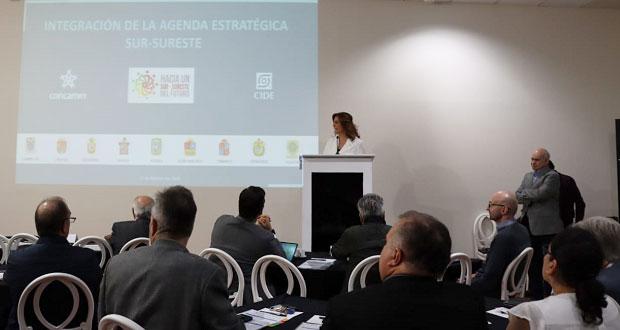 Puebla y Oaxaca planean detonar proyectos para impulsar economía