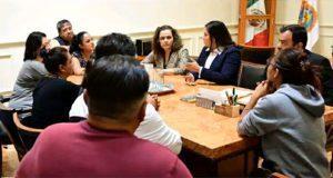 Reunión entre Rivera y extrabajadores concluye sin negociación