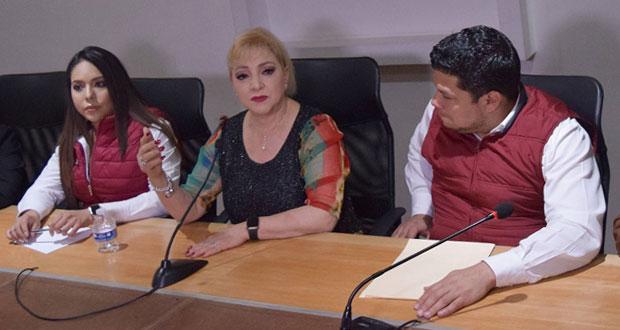 Saavedra se suma a la bancada de Morena en el Congreso